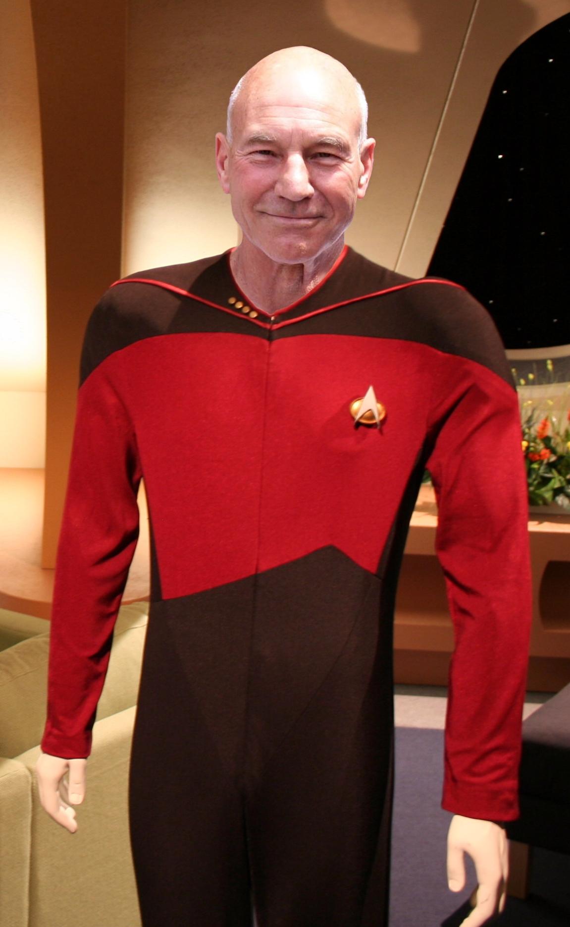 Jean-Luc Picard - Wikipedia, la enciclopedia libre