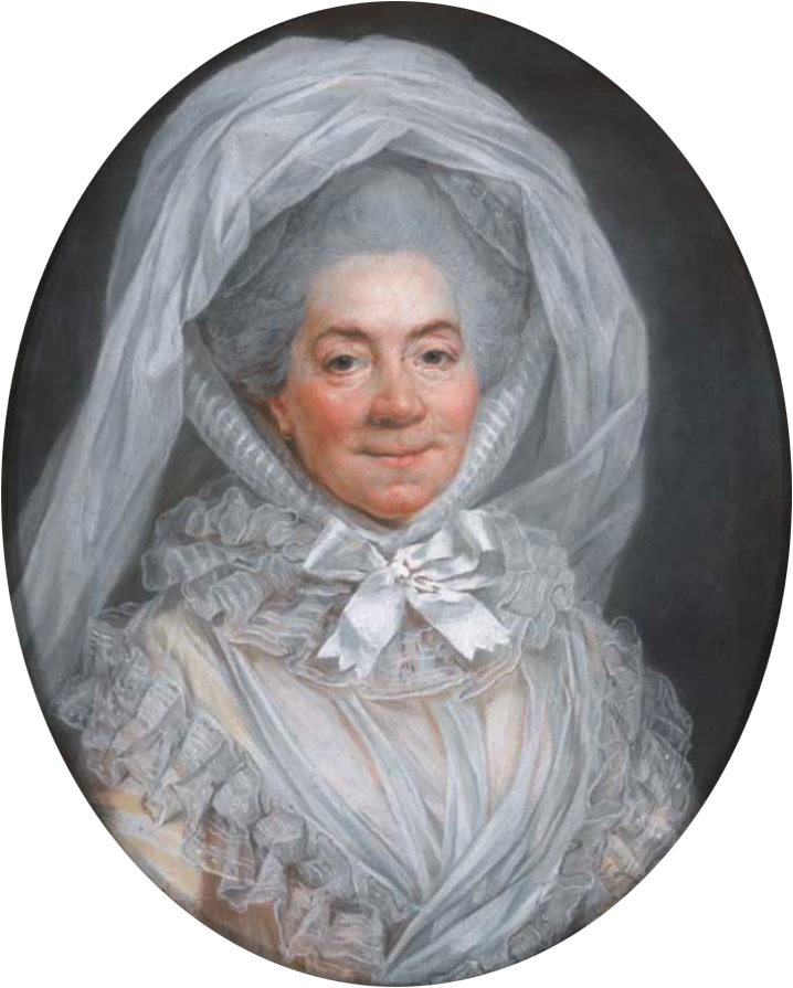 Fichier:Joseph Ducreux, Portrait d'une femme âgée, dit à tort de Mme  Poisson (années 1780).jpg — Wikipédia