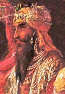 Kharak Singh 2Nd Maharaja of the Sikh Empire