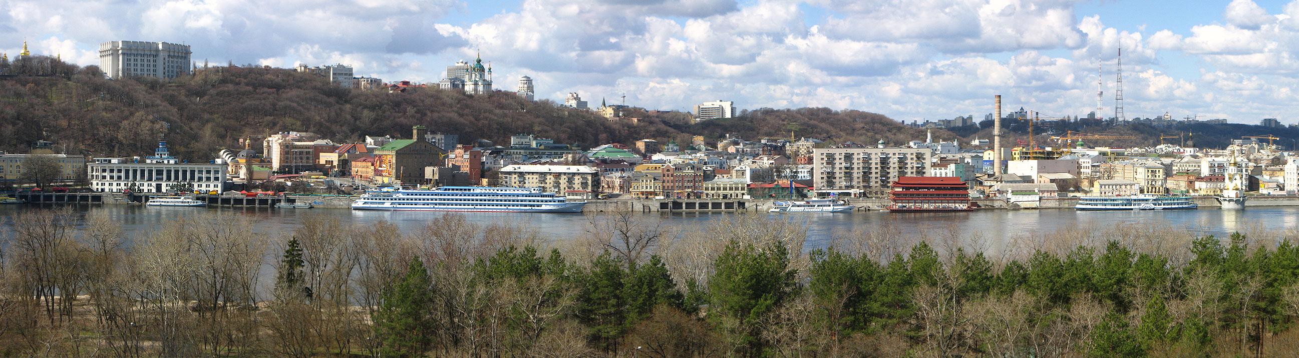 Kiev on the Dnepr