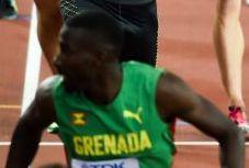 Kurt Felix (athlete) Grenadian decathlete