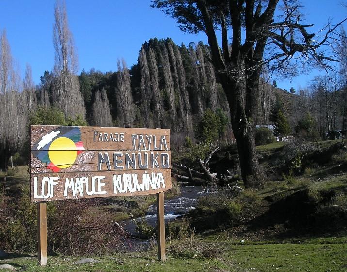 Comunidad Mapuche Kuruwinka