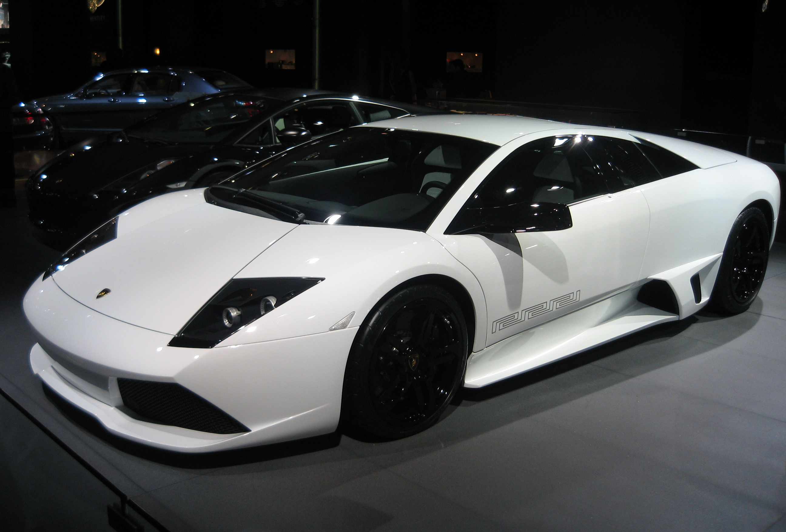 Exotic Sport Cars Super Cars Of Lamborghini Murcielago HD Wallpapers Download free images and photos [musssic.tk]