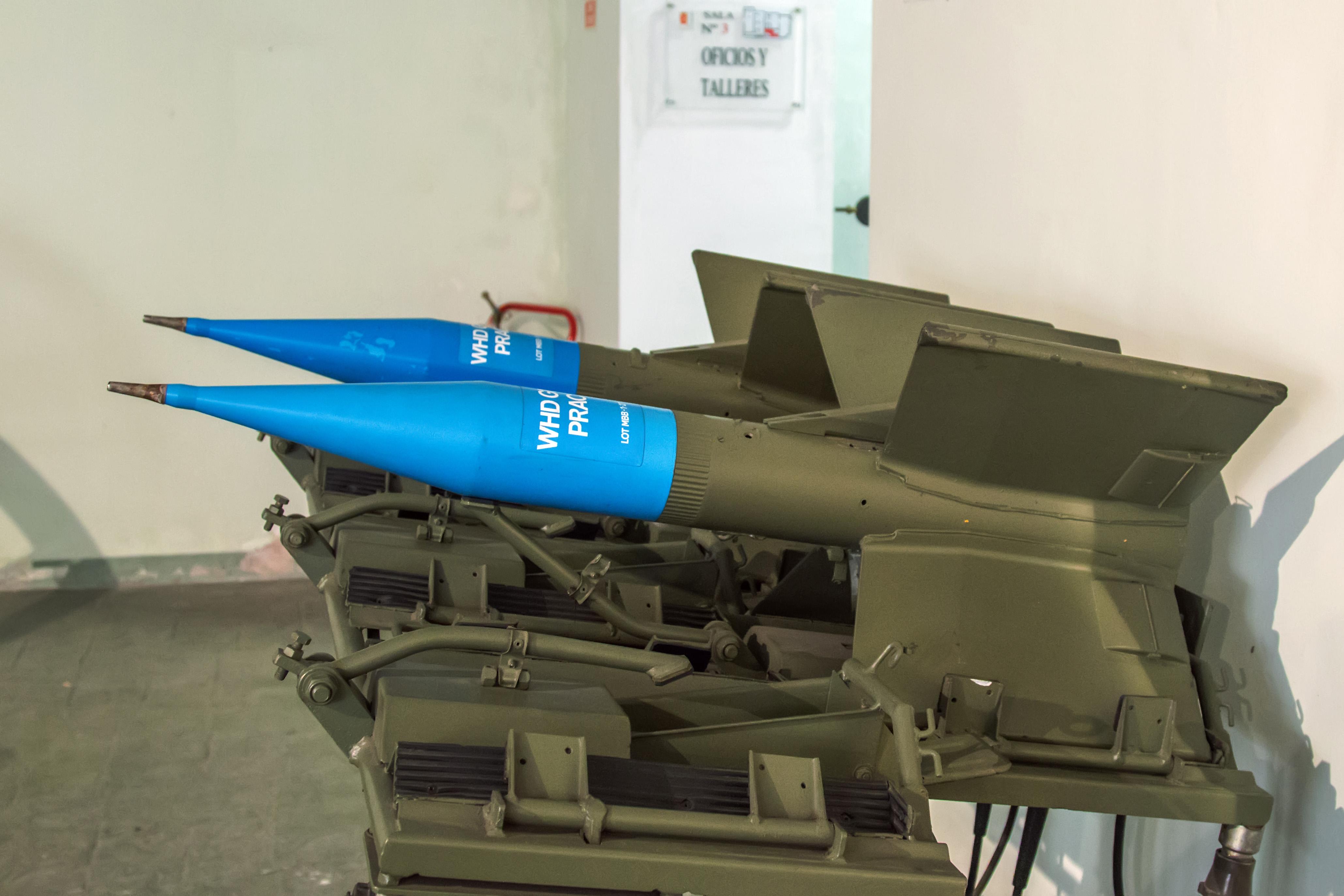 Resultado de imagen de misiles Cobra