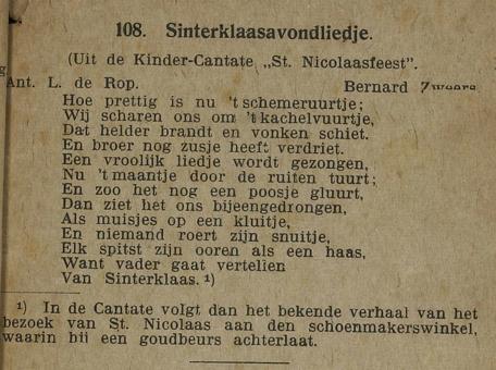 Sinterklaaslied Wikipedia La Enciclopedia Libre