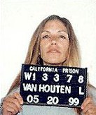 Leslie Van Houten Convicted murderer