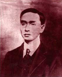 Liu Shifu, a member of the Guangzhou group.