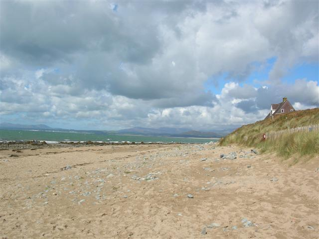 Llandanwg beach - geograph.org.uk - 232494