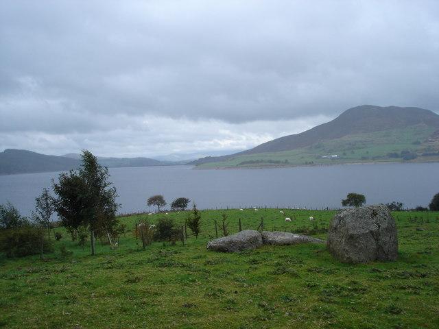 Llyn Celyn Reservoir - geograph.org.uk - 563899