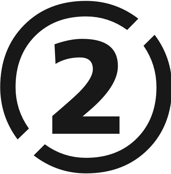 Logo du M2 de Lausanne