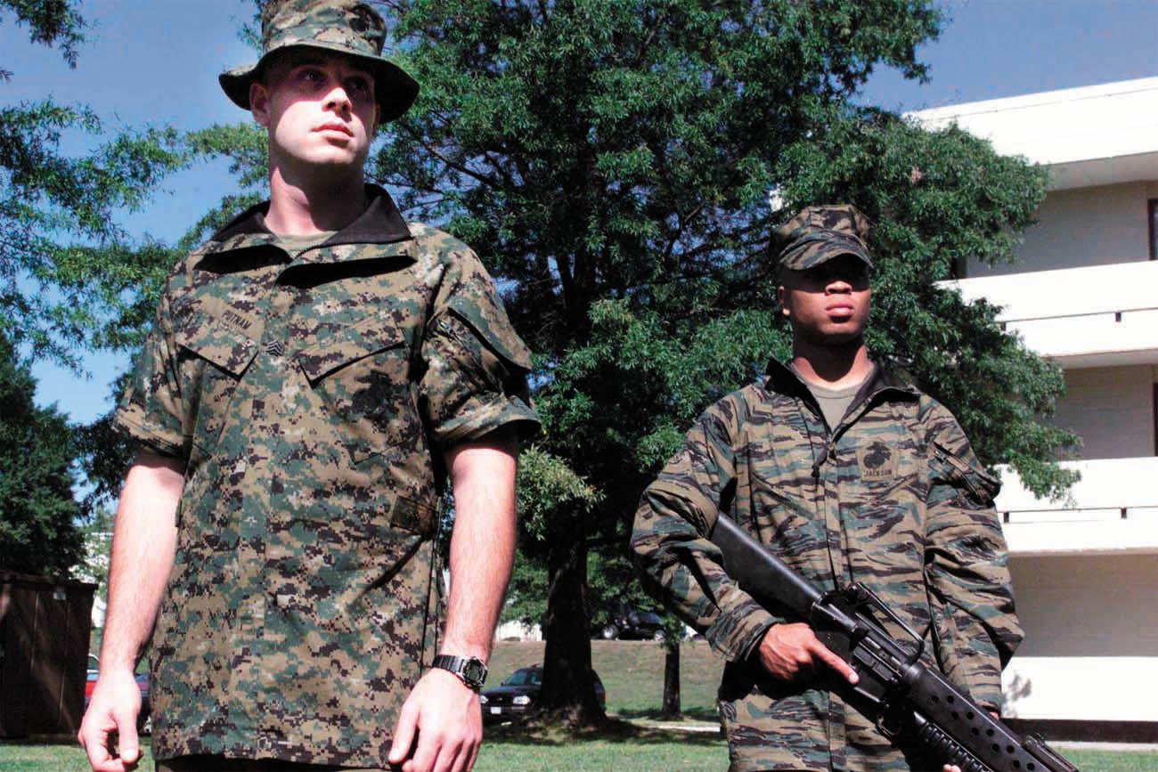 Usmc Digital Uniform 40