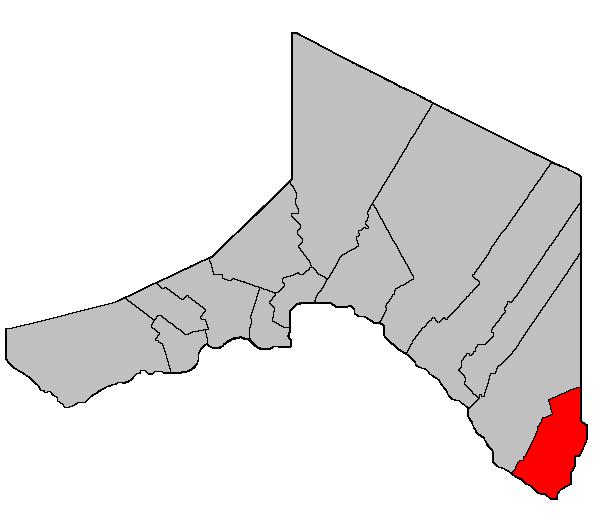 Saint-André Parish, New Brunswick