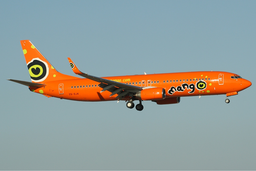 mango airline south africa