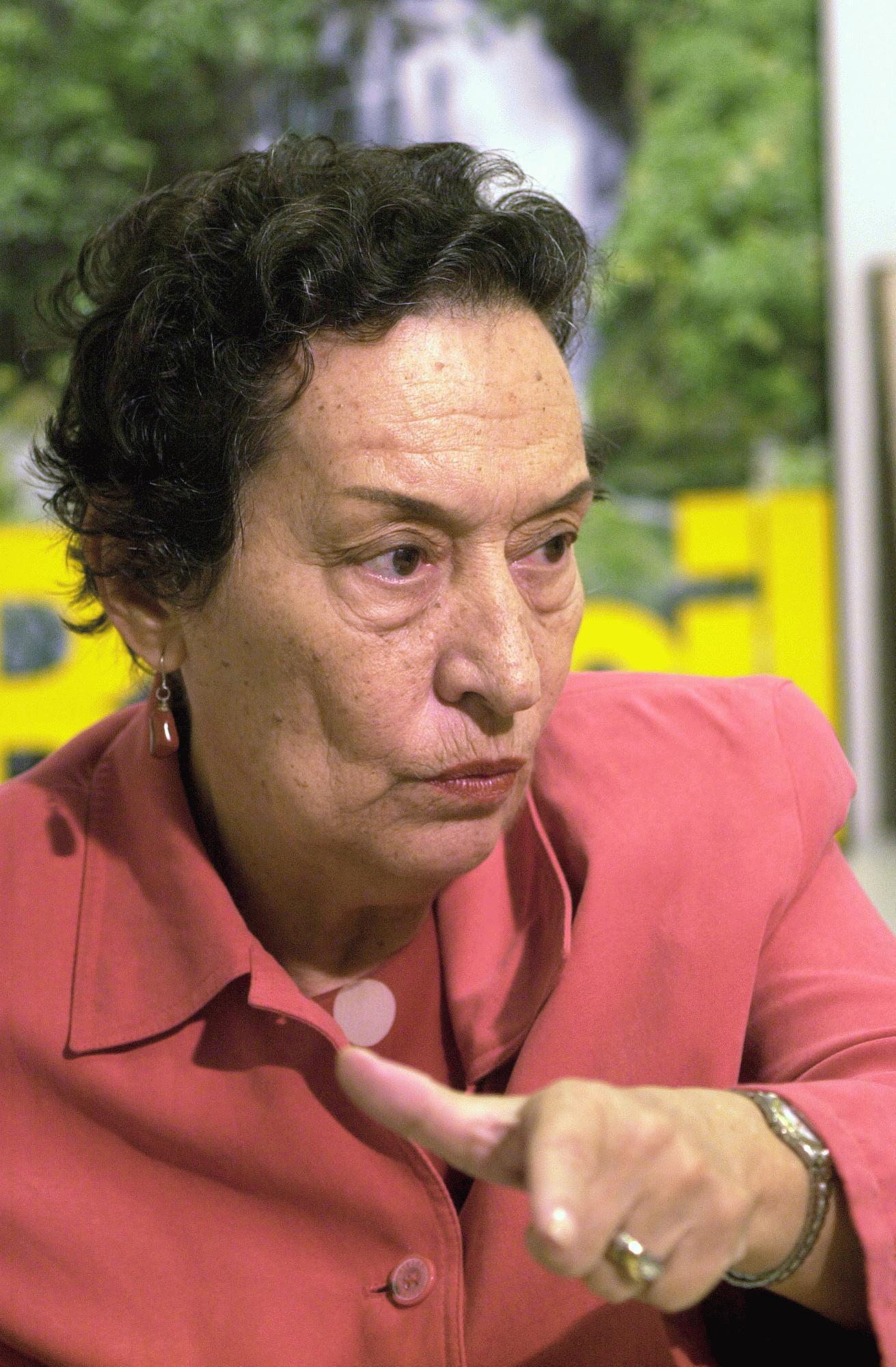 Veja o que saiu no Migalhas sobre Maria da Conceição Tavares
