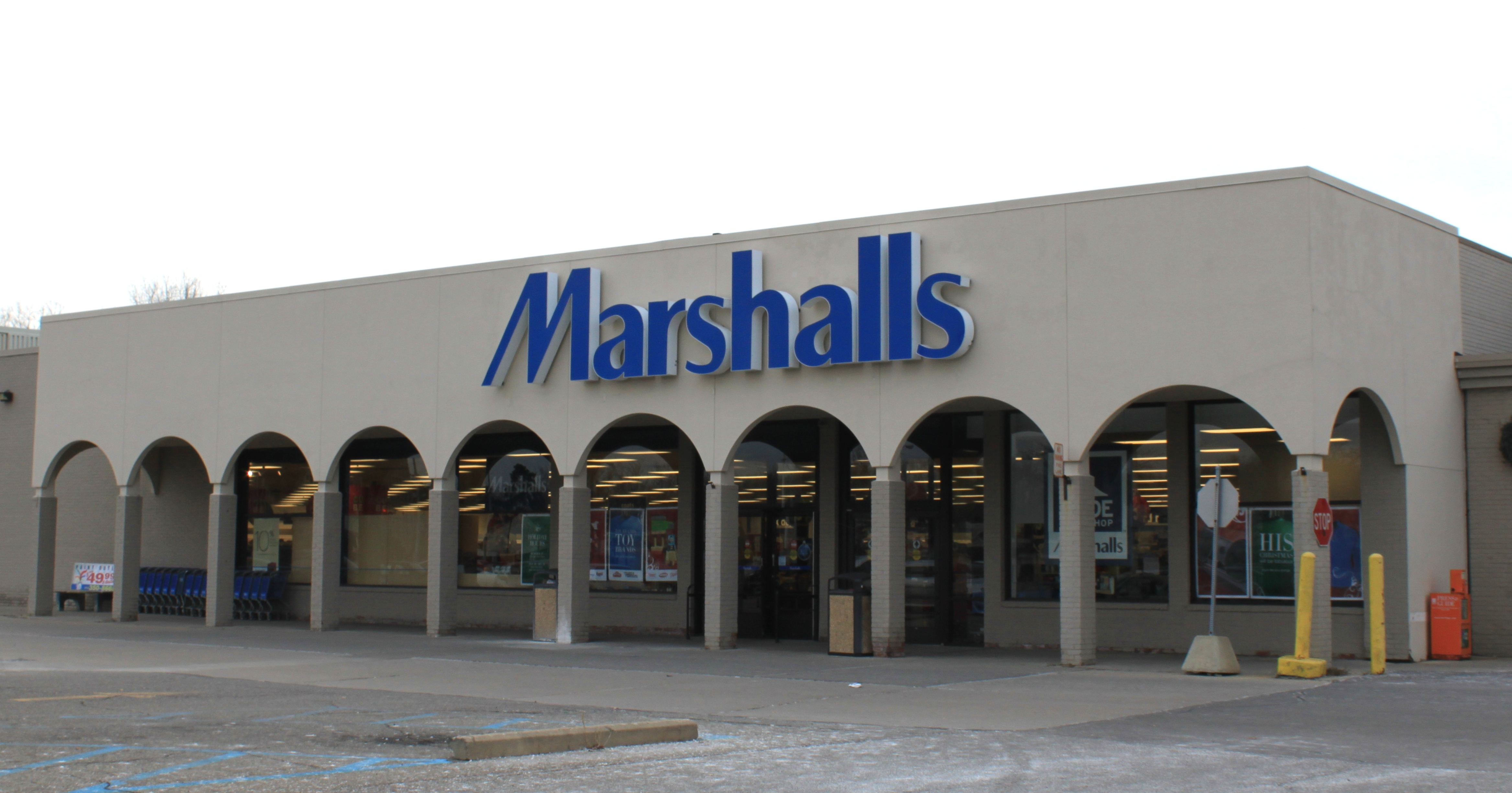 Marshallls Clothing Store Near Delongia Ga