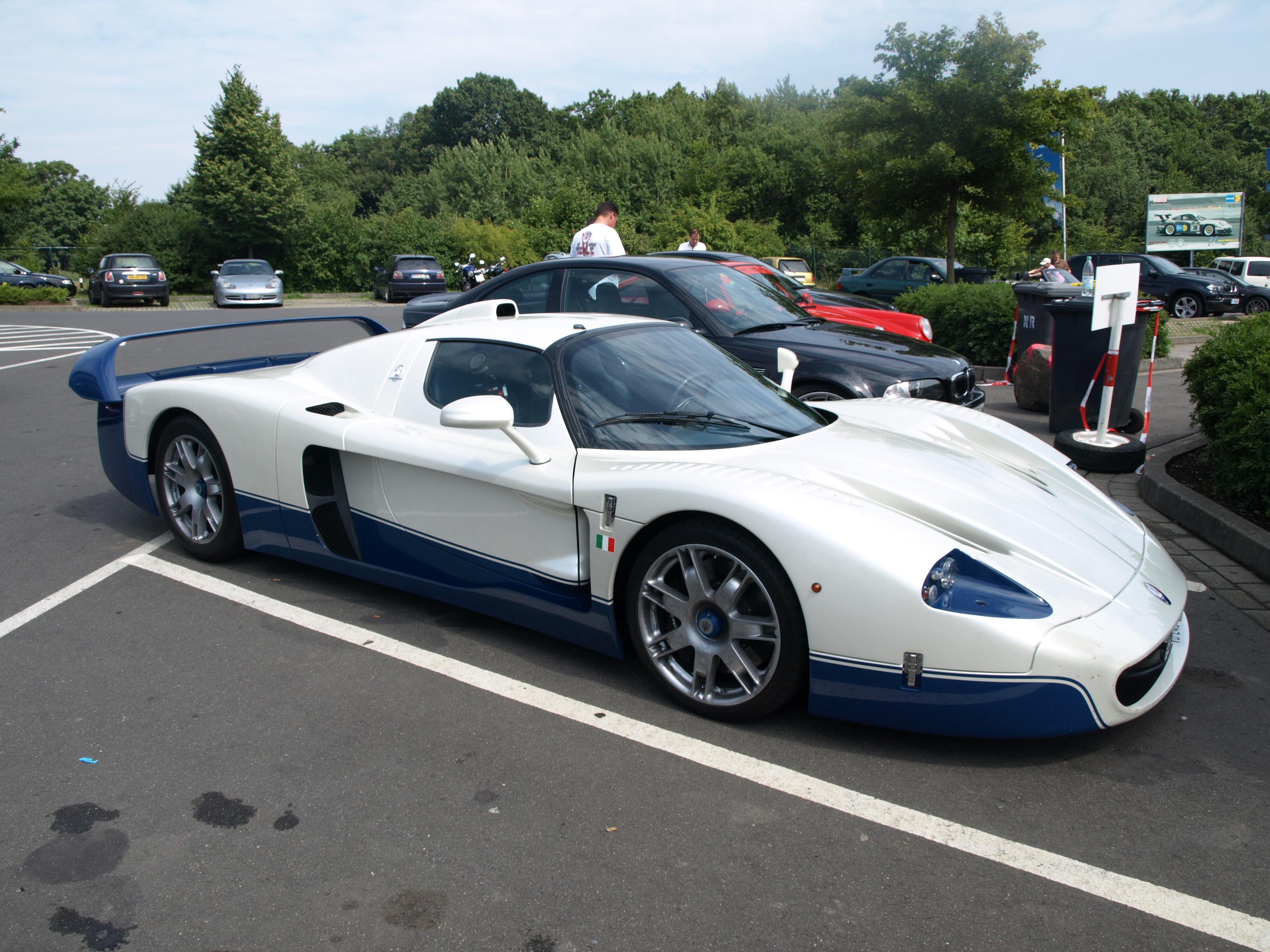 2008 Corvette For Sale >> File:Maserati MC12 1.jpg - Wikimedia Commons