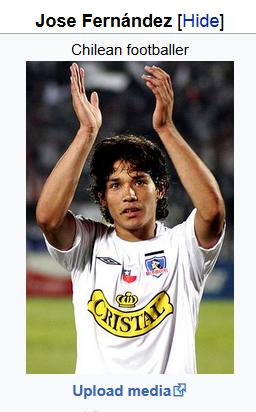 Matias or José?