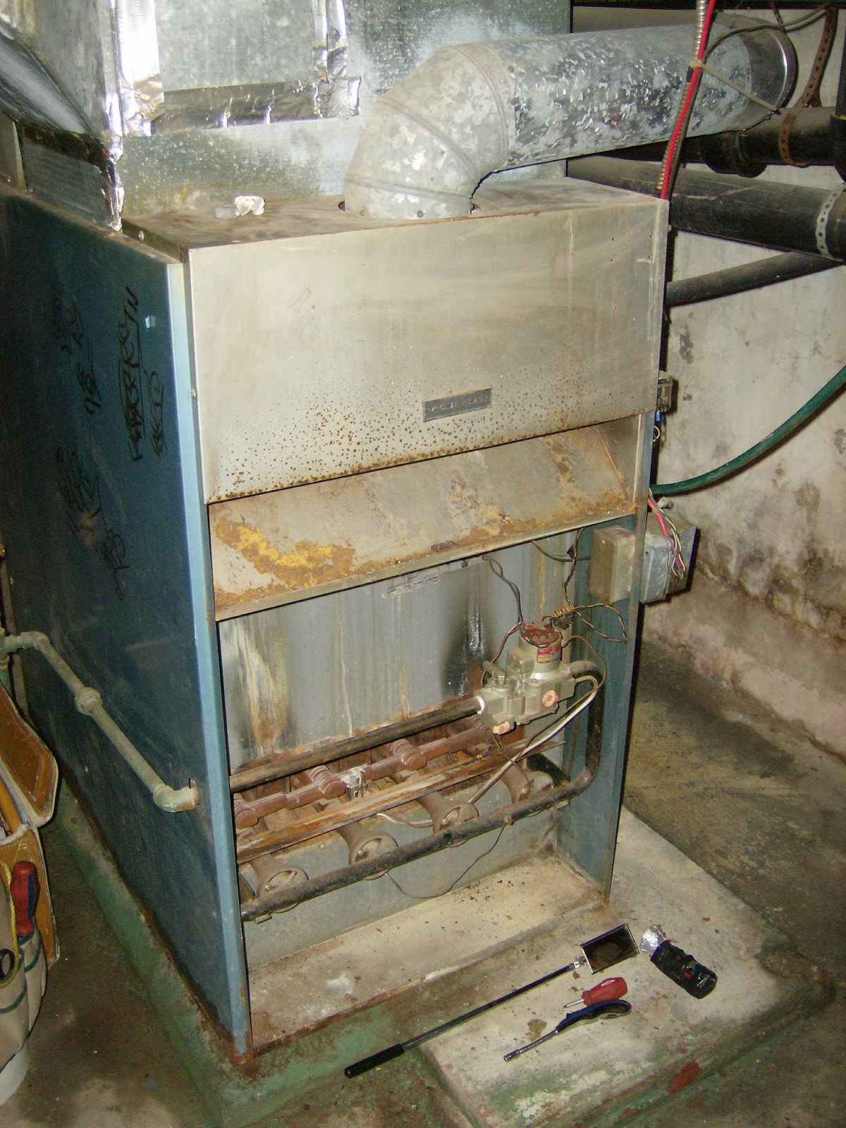 Natural Gas Furnace For Homes