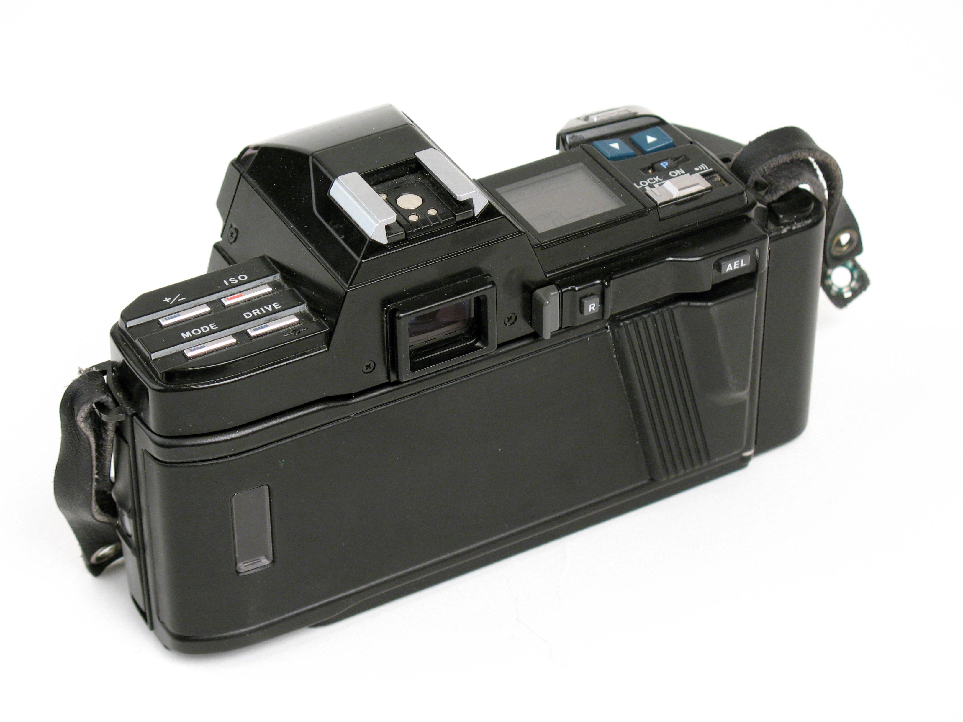 FileMinolta Maxxum 7000 35mm SLR Back