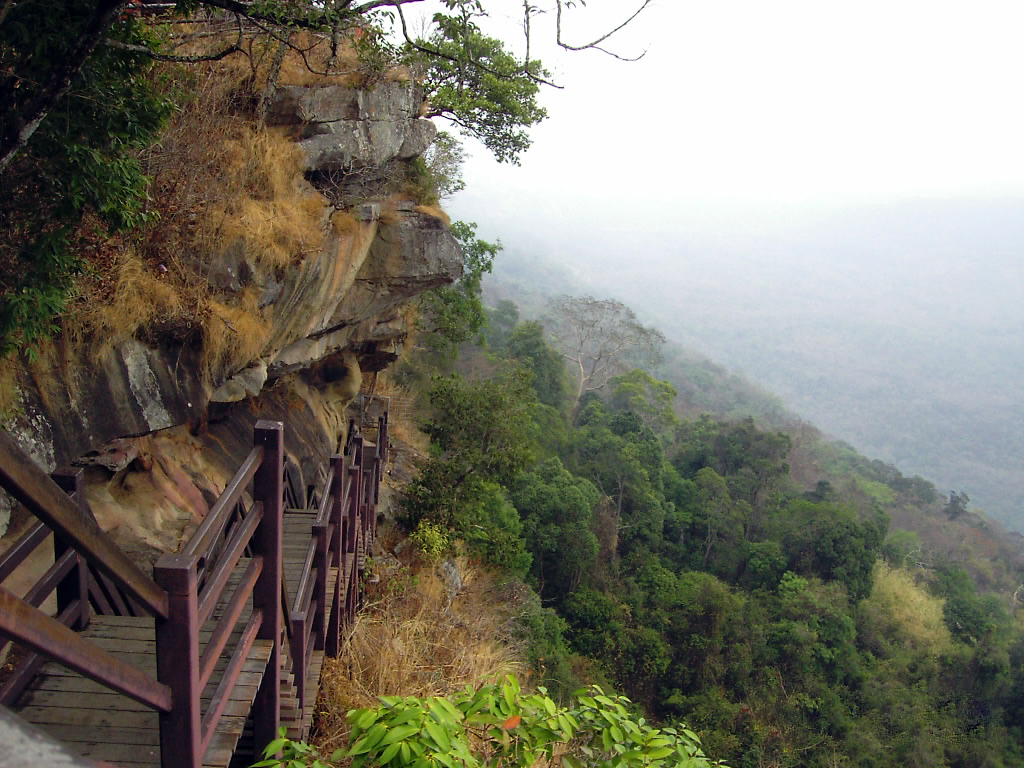 Non Din Daeng Thailand  City new picture : Ta Phraya National Park images