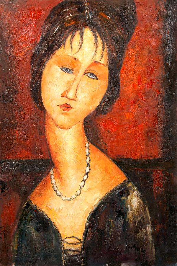 """""""Cuando conozca tu alma, pintaré tus ojos"""" - Amedeo Modigliani. Modigliani_amadeo12345"""