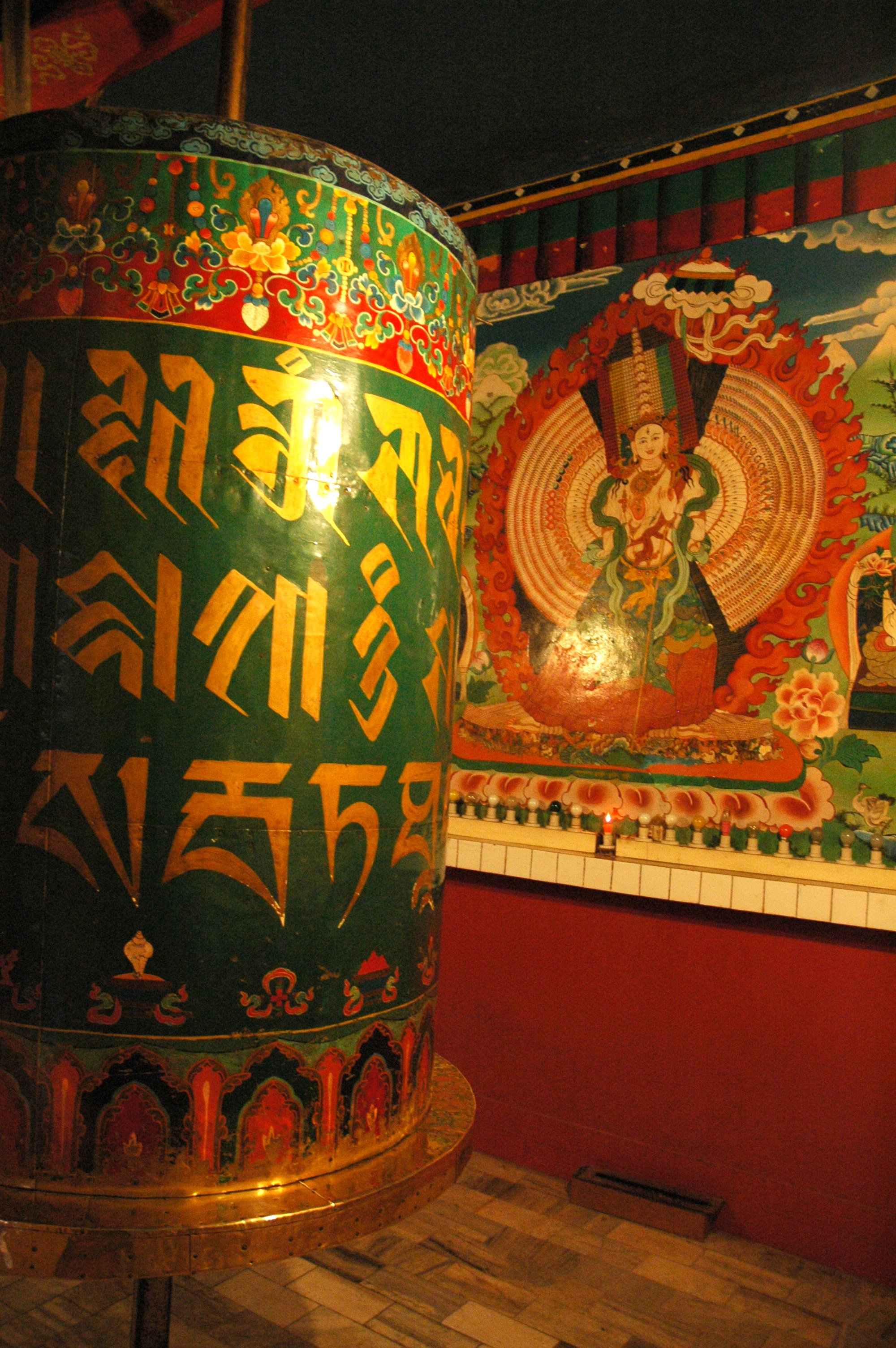 Monastère de Dharamshala