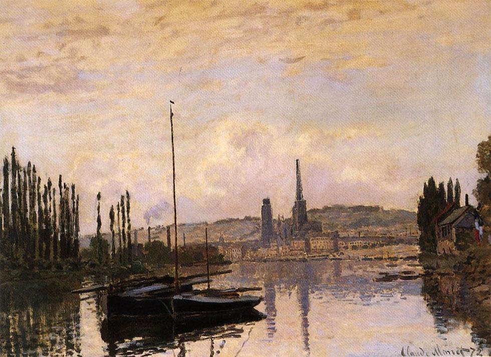 Monet Les Cathedrales De Rouen Wikimedia Commons
