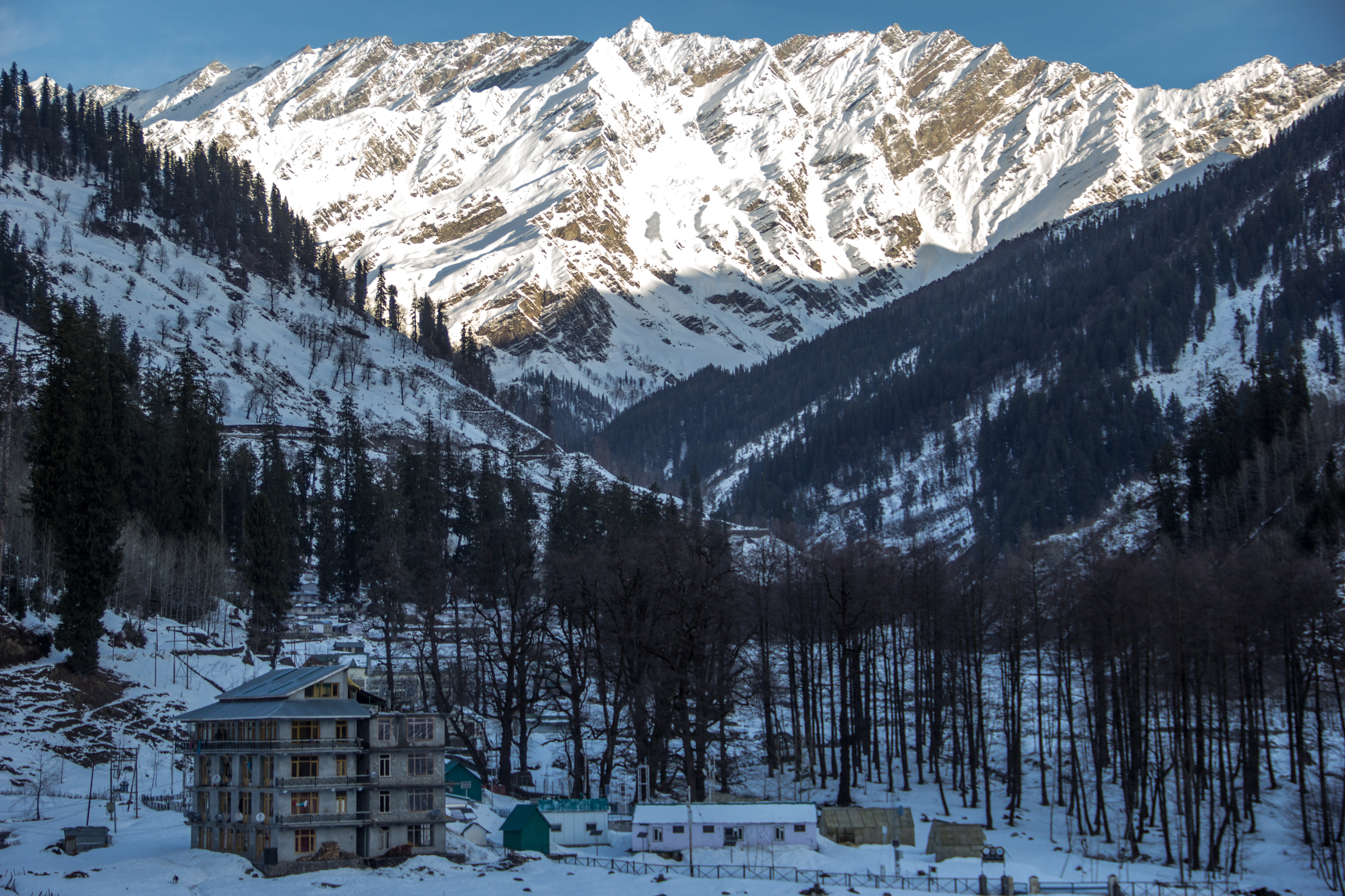 Images of kullu manali in may