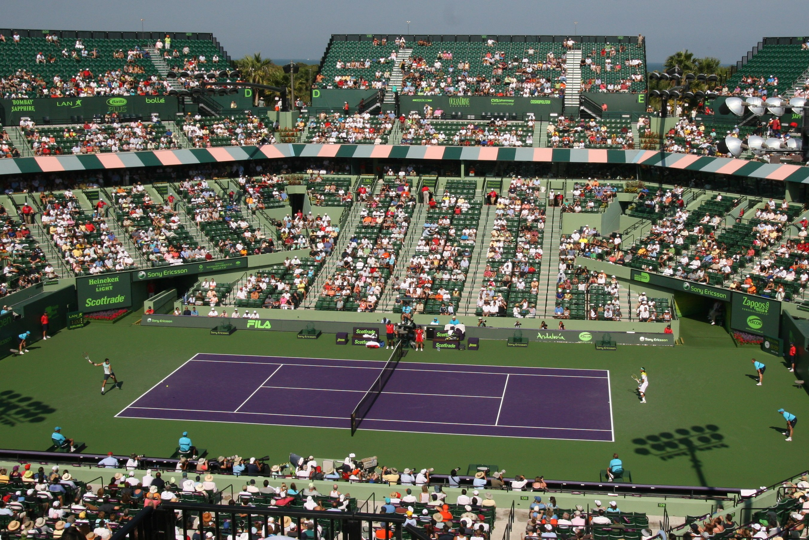 tennis center at crandon park - wikipedia