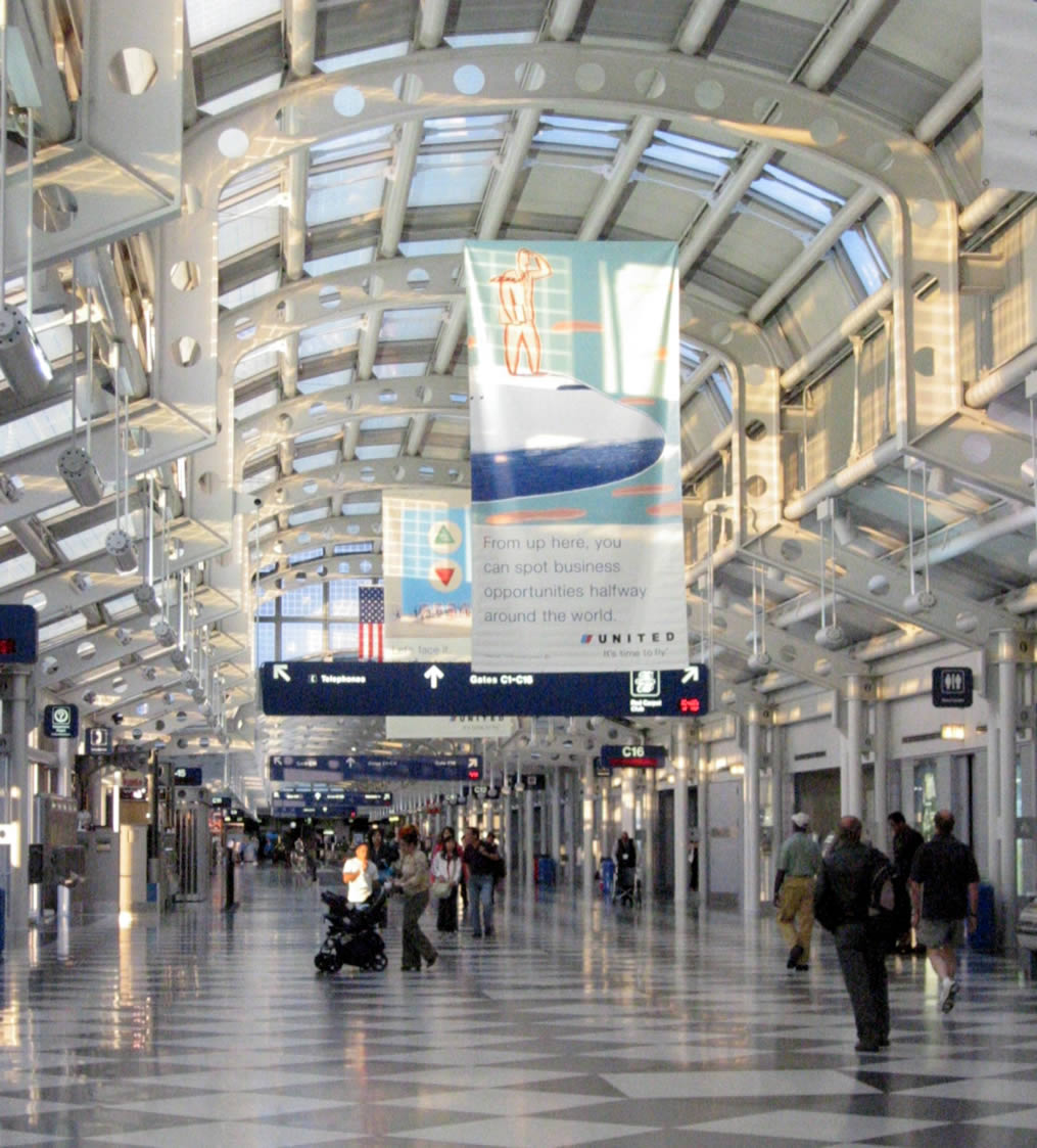 O Hare International Airport Travel Guide At Wikivoyage