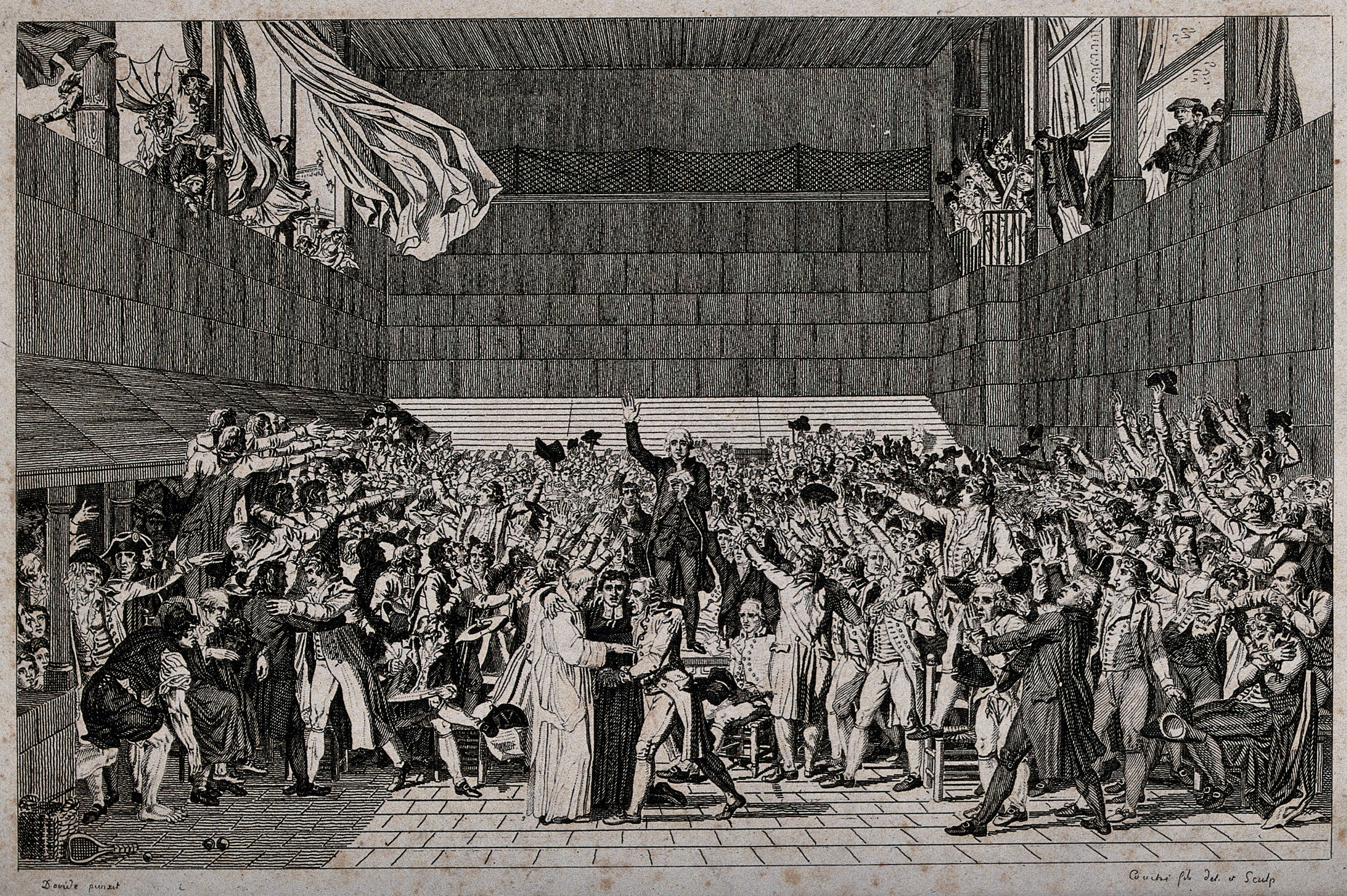 the french revolution and the 3rd estate Identify the grievances of the groups that made up the third estate in france on   revolution, and analyze the extent to which one of these groups was able to.