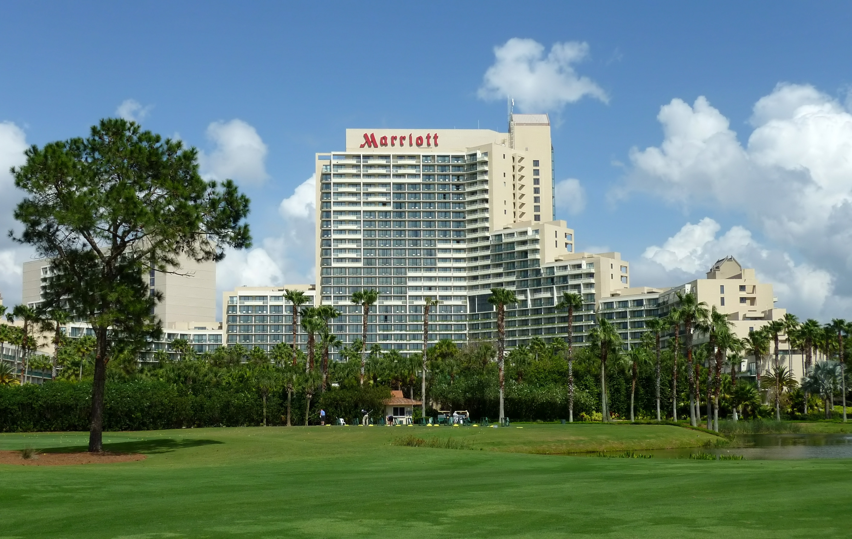 Photo 12 Marriott Orlando World Center
