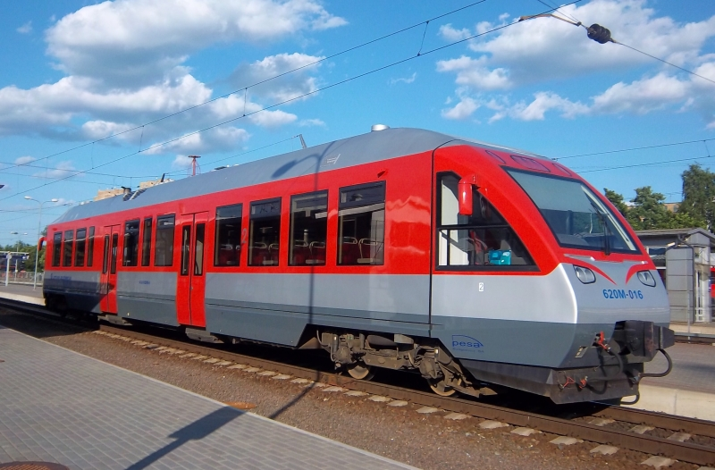 Через месяц из Украины в Польшу можно будет добраться на рельсобусе за 150 гривен - Цензор.НЕТ 7512