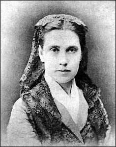 Polina Suslova Russian writer