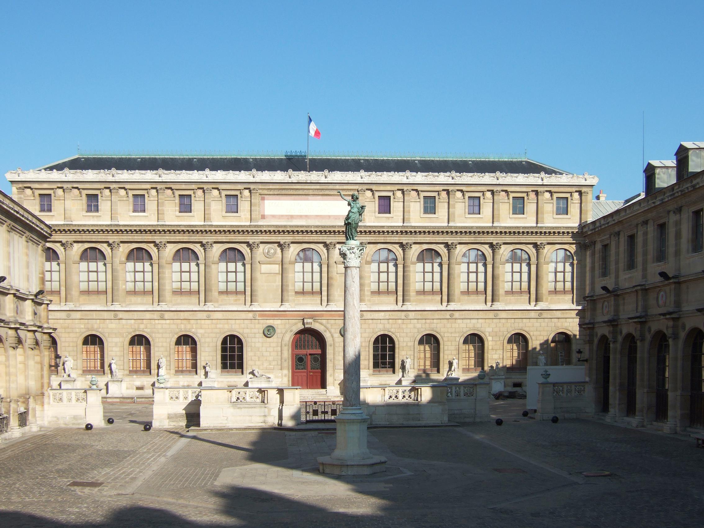 Cole des beaux arts wikiwand for Ecole decorateur interieur paris