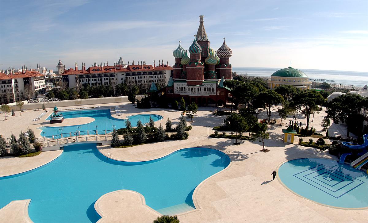 Kremlin Palace Hotel