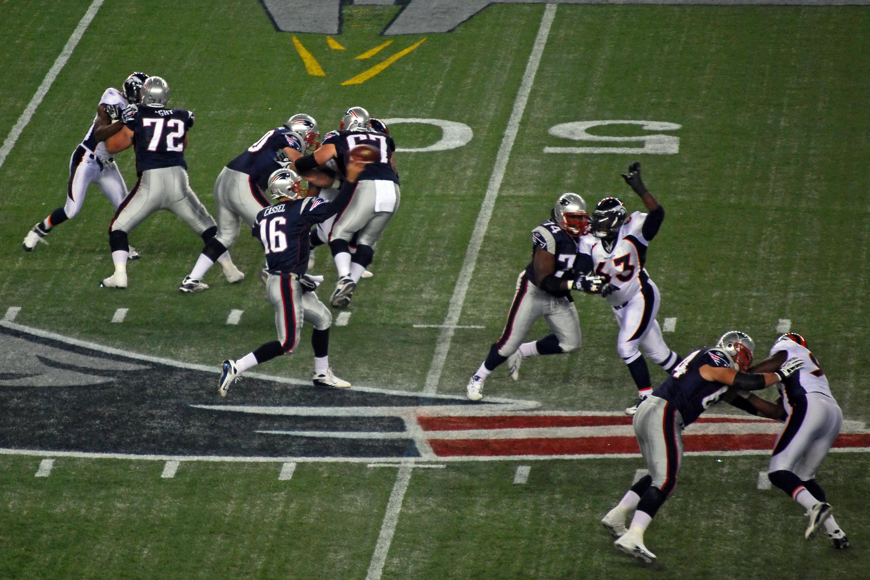 Broncos Patriots Rivalry Wikipedia