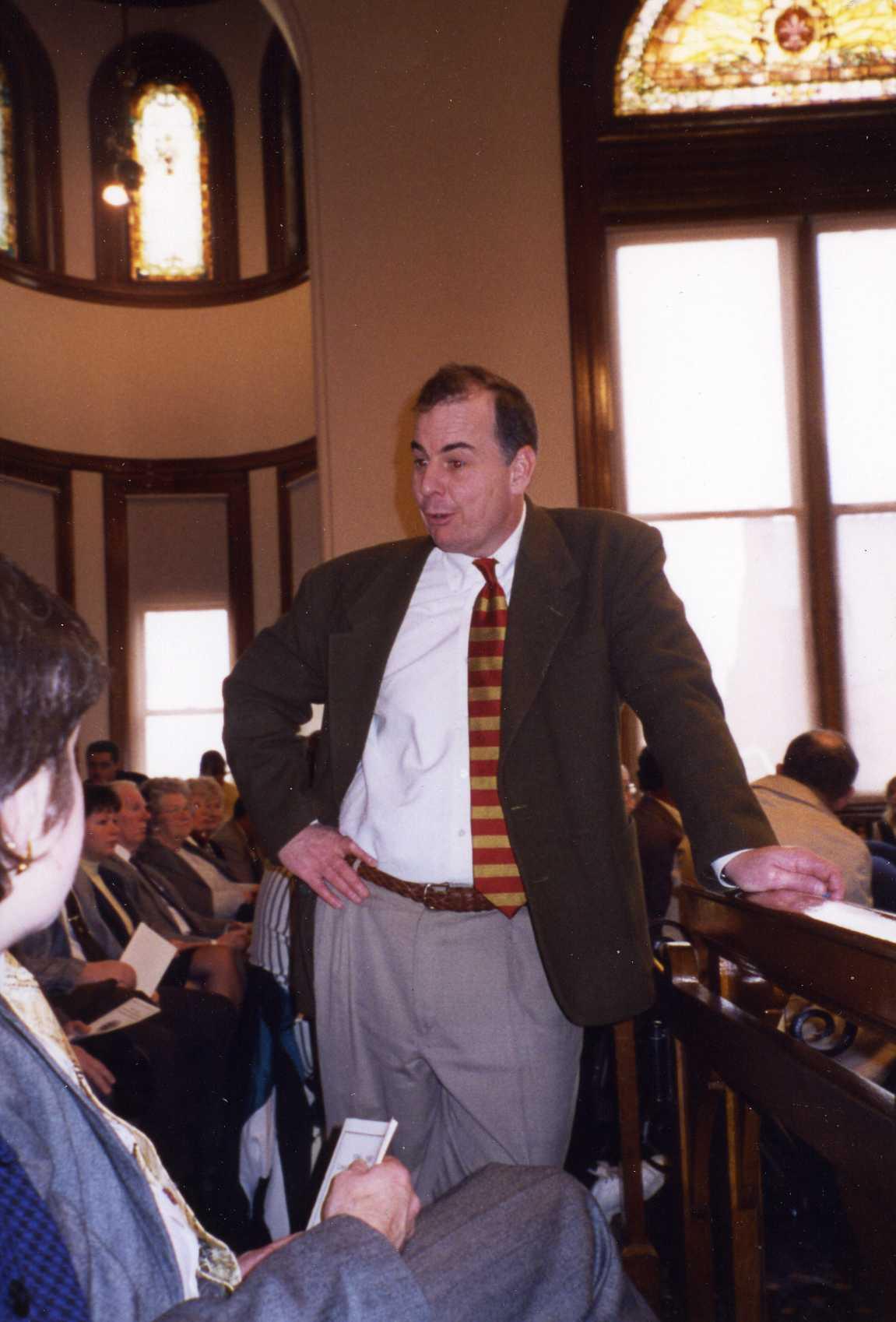 Paul Sullivan (radio) - Wikipedia