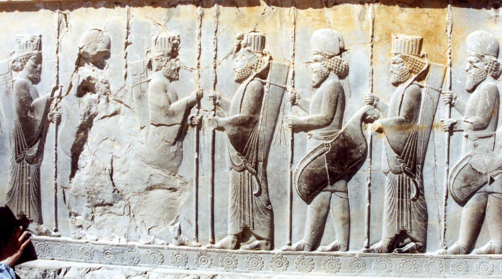 Bajorrelieve de Persépolis
