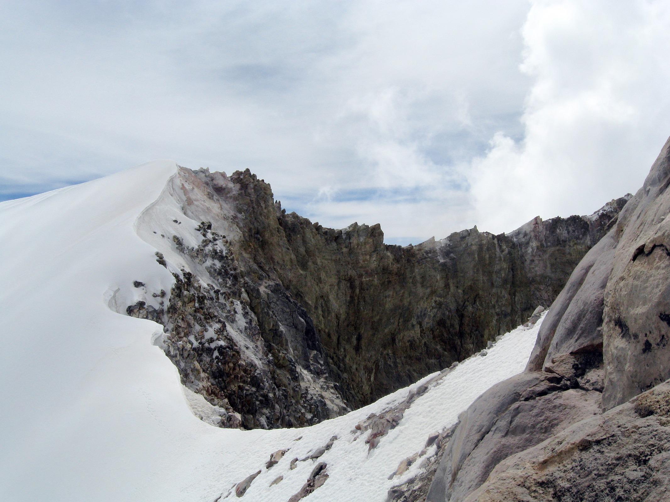 ファイル pico de orizaba caldera jpg wikipedia