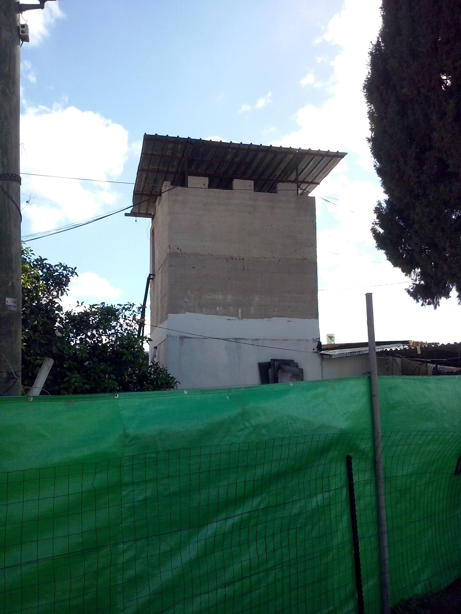 מגדל מים בגני צבי, הוד השרון