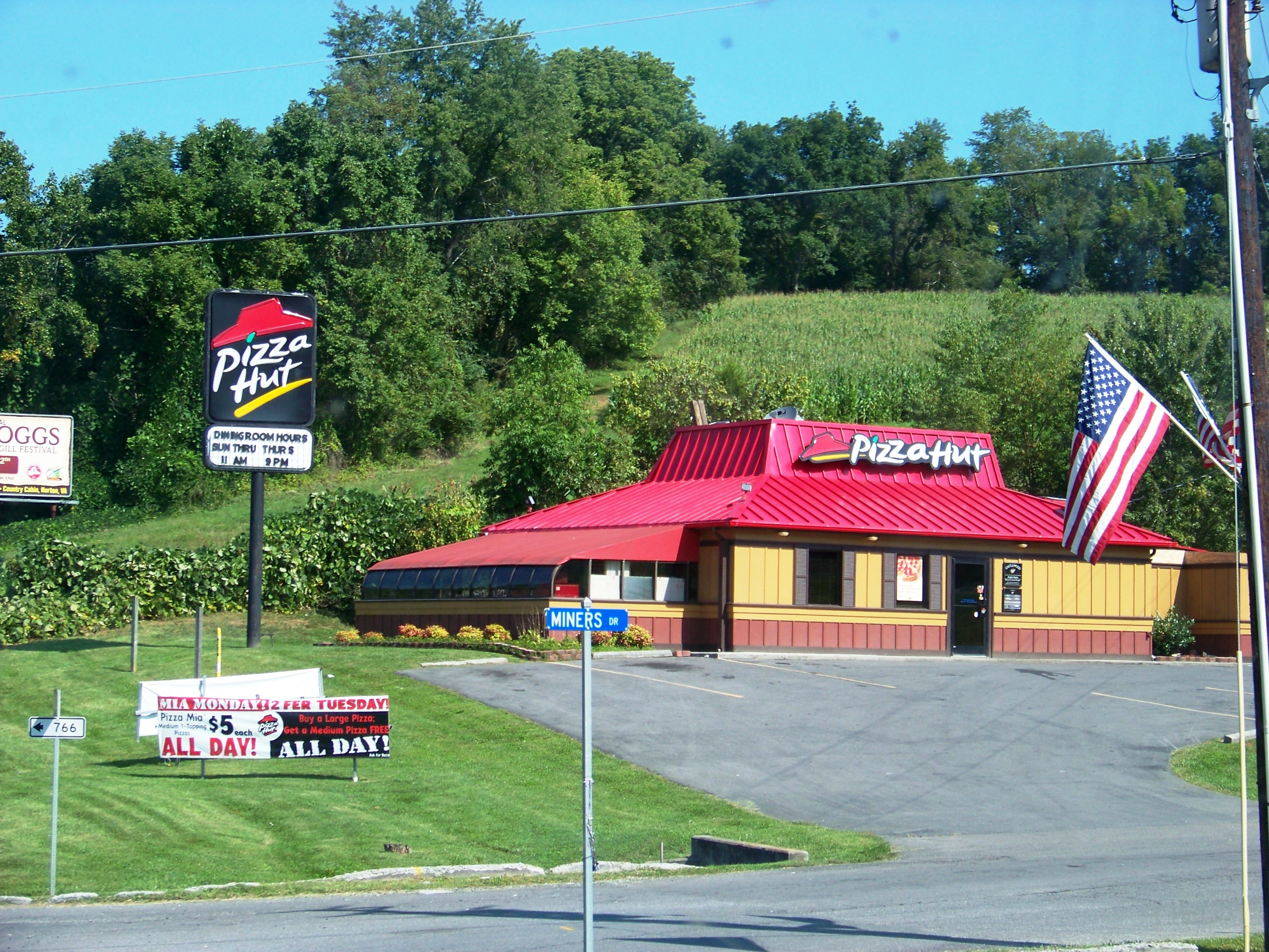 Pizza hut castlewood virginia