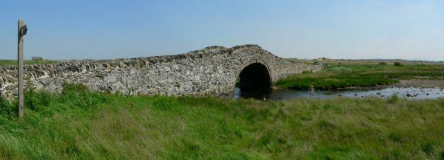 Pont Aberffraw, Aberffraw, Anglesey. - geograph.org.uk - 183723