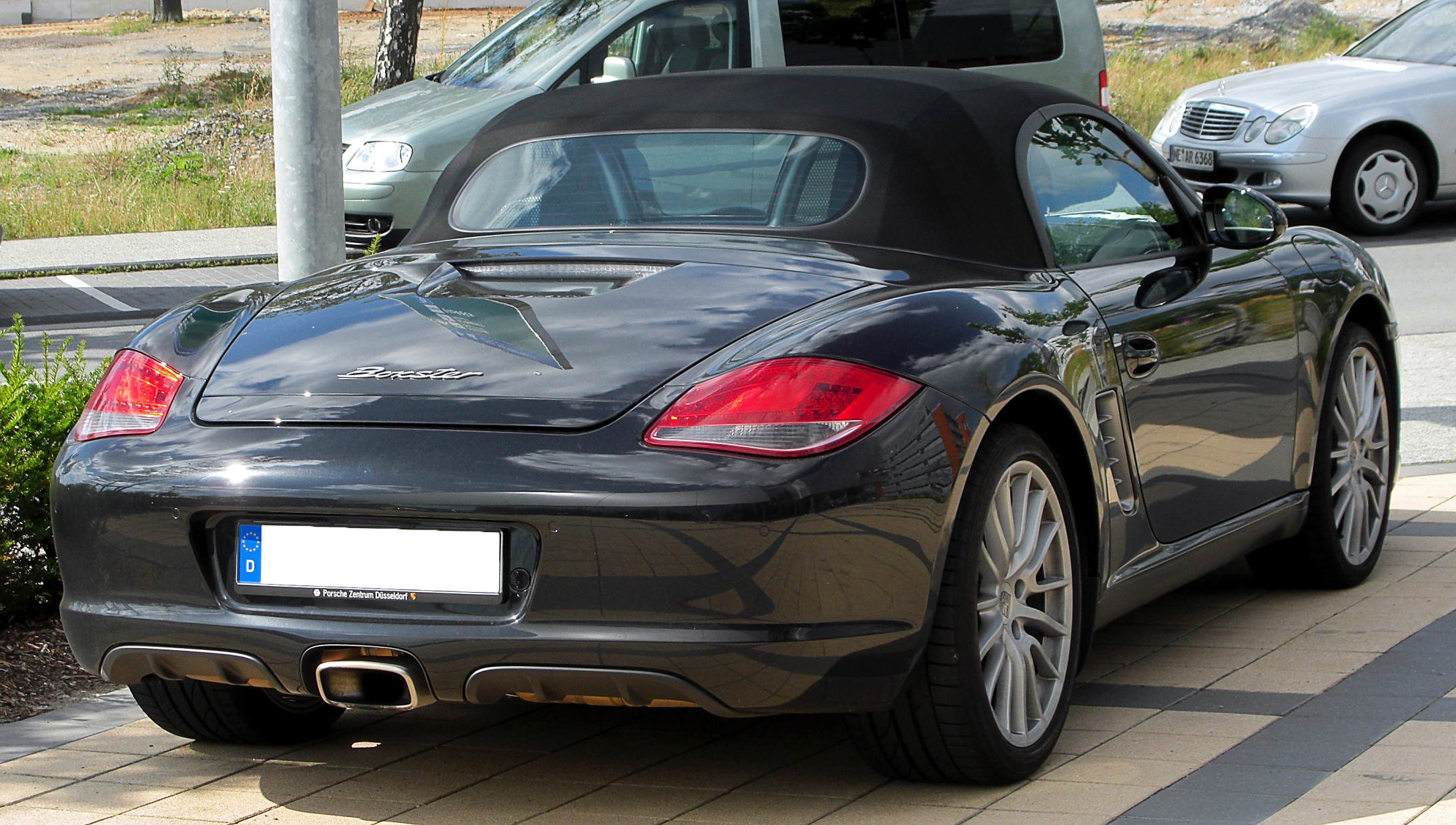 File:Porsche Boxster (987) Facelift rear 20100724.jpg