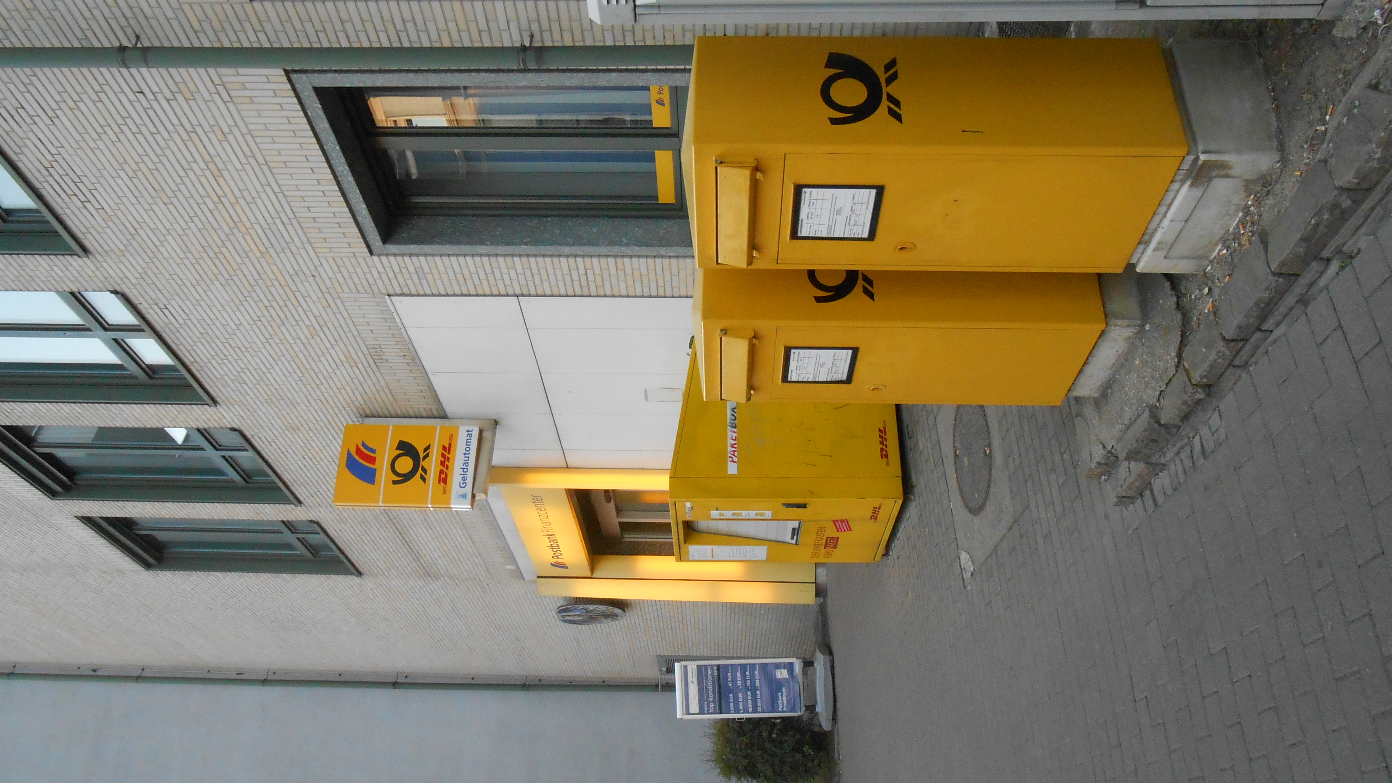Postfiliale Dortmund