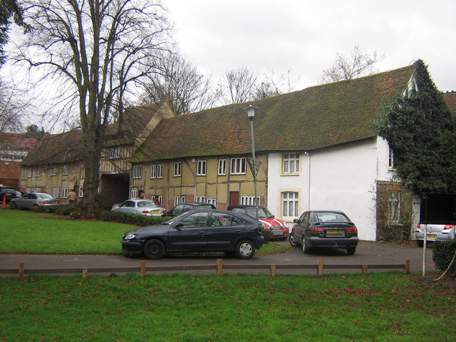 Priory Buildings, Orpington - geograph.org.uk - 624591