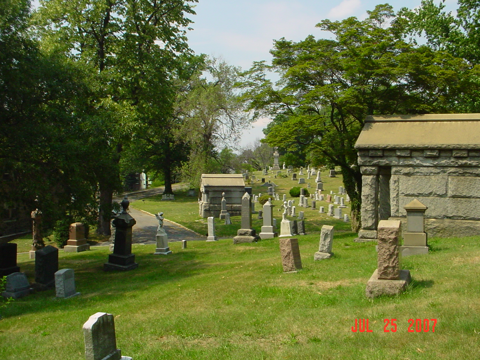 Cemetery Property Appraisal