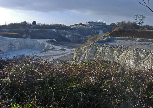 File:Queensgate Quarry - eastern end - geograph.org.uk - 649355.jpg