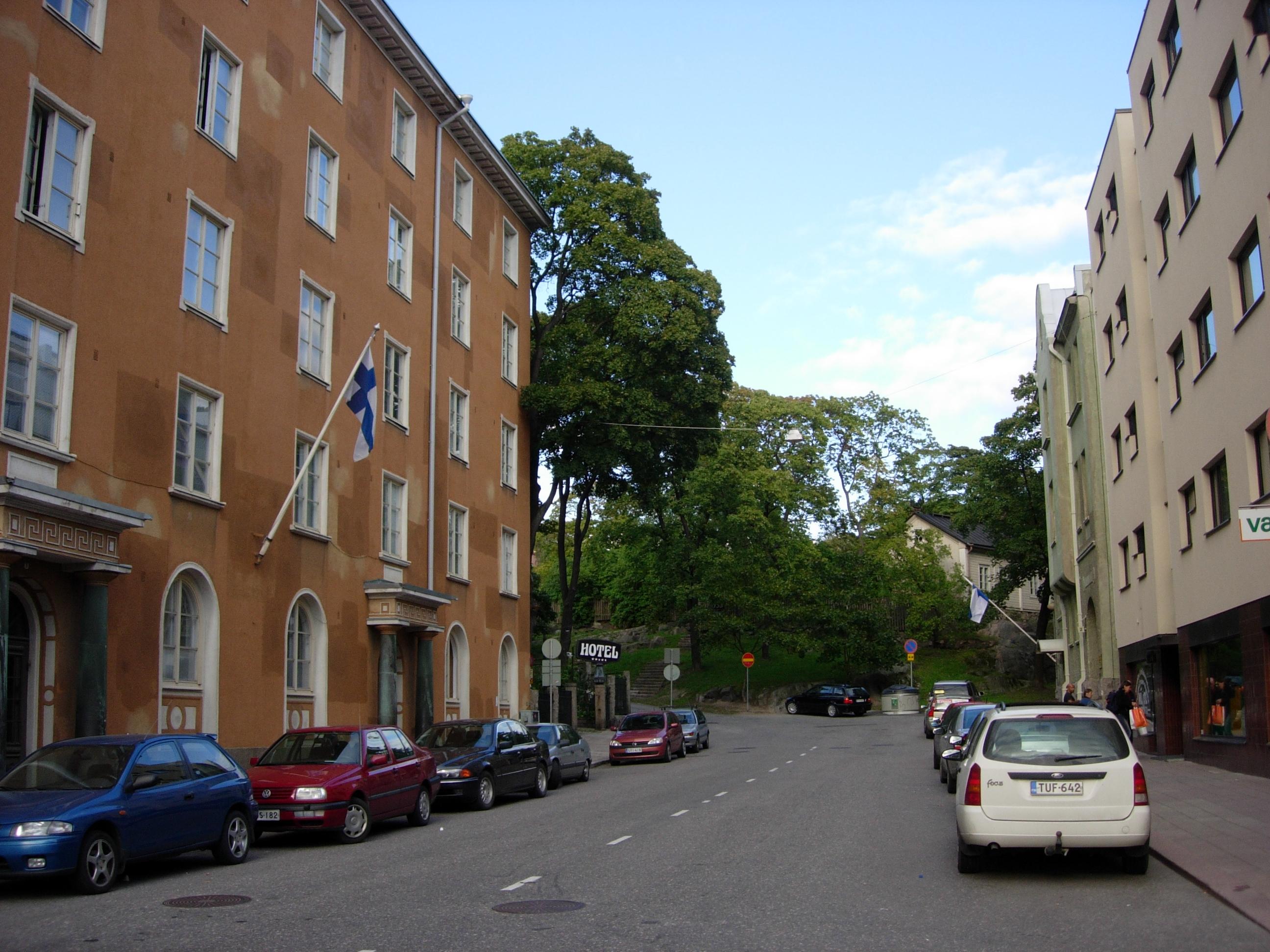 Rauhankatu Turku Wikipedia