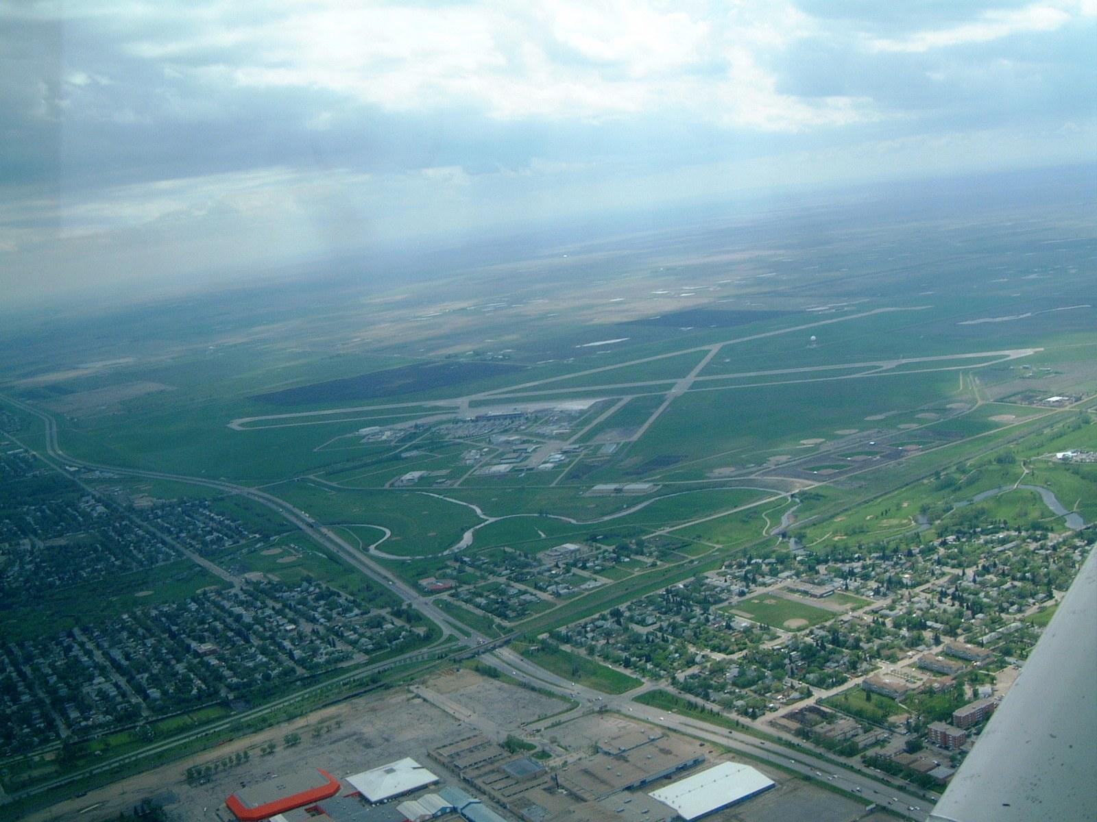 Regina Internationa airport